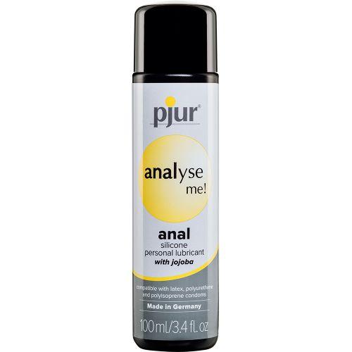 pjur® analyse me! Silicone-based-3.4oz