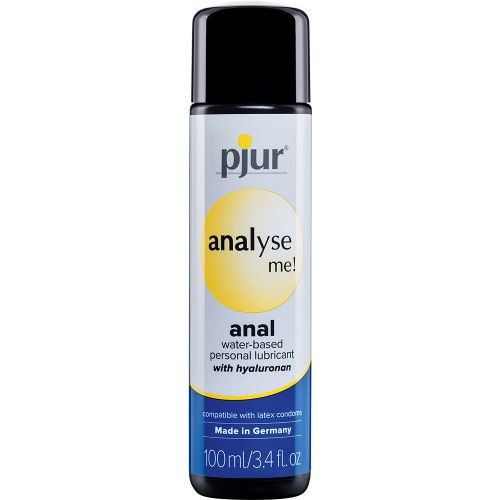 pjur® analyse me! Water-based-3.4oz