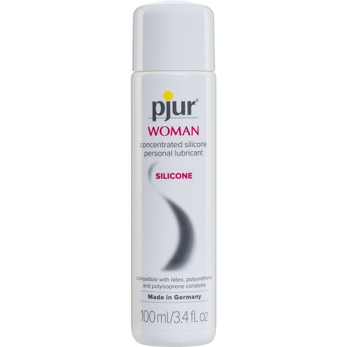 pjur® WOMAN SILICONE-3.4oz