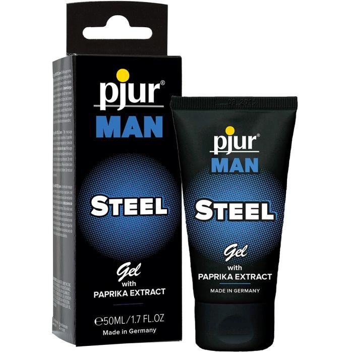 pjur® MAN STEEL